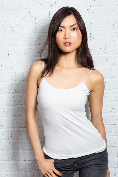 Asian model portfolio