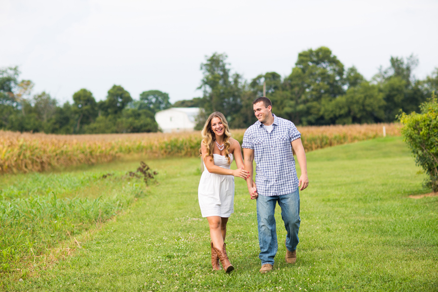 Maryland Farm Engagement Sessions