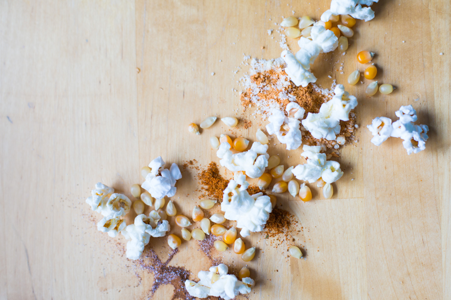 Healthy Popcorn Ideas